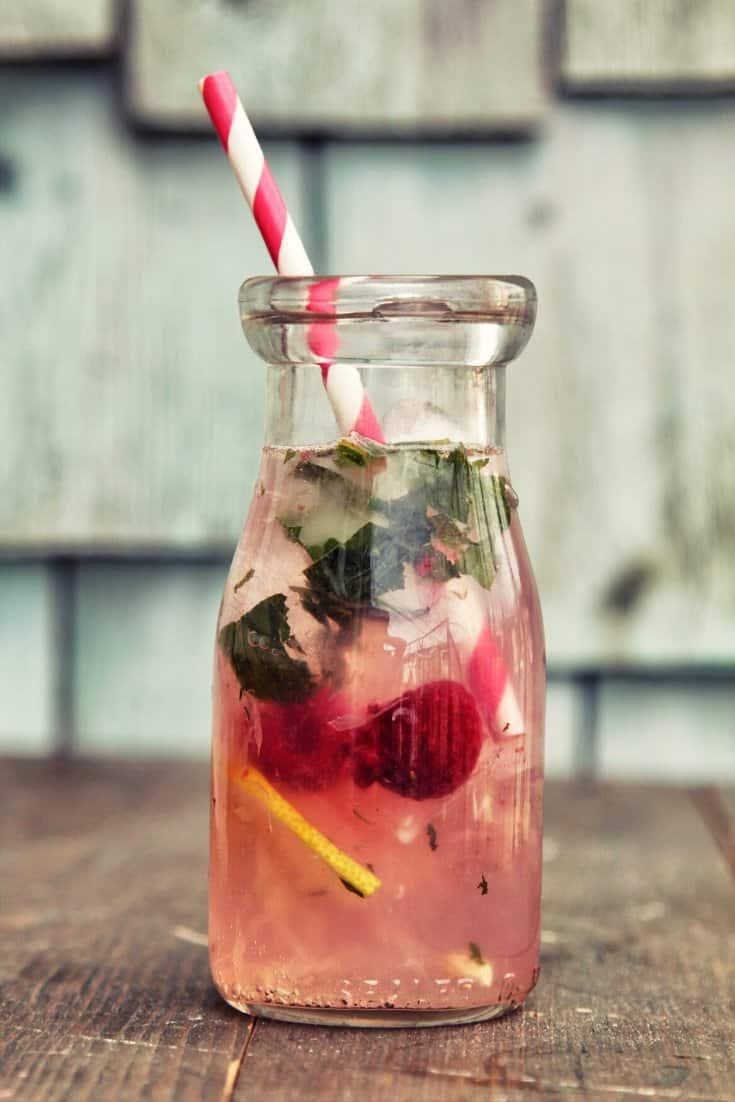 Healthy drink recipes DIY