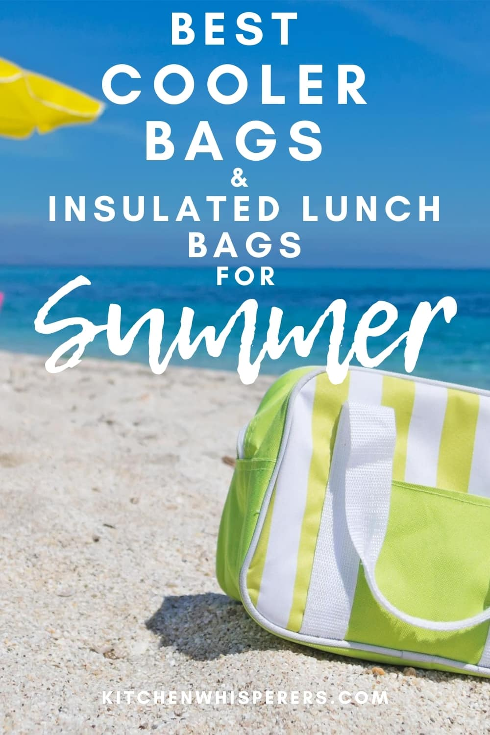 best cooler bags and insulated lunch bags for summer