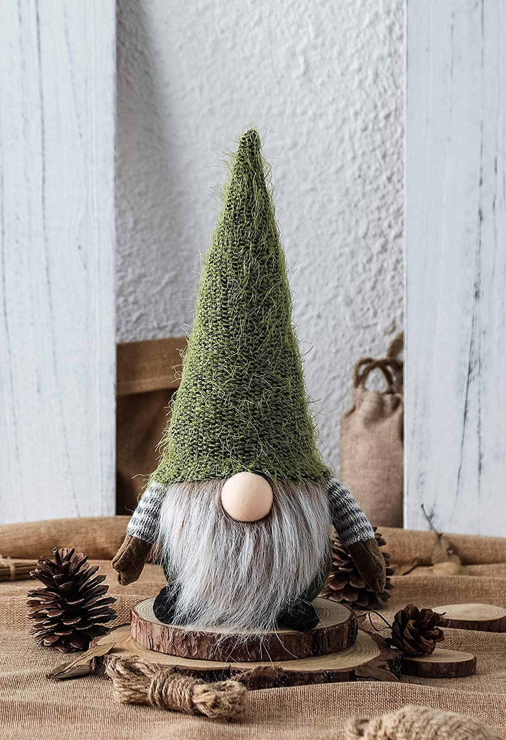 Christmas Gnome Gifts Holiday Decoration