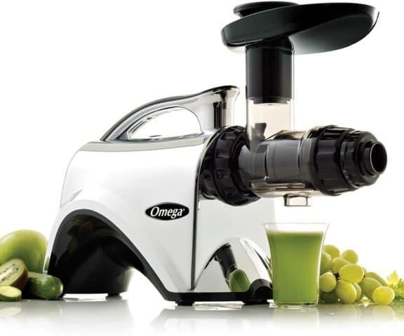Omega NC900HDC Slow Masticating Quiet Juicer Extractor