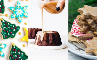 10 Easy Vegan Christmas Snacks & Desserts
