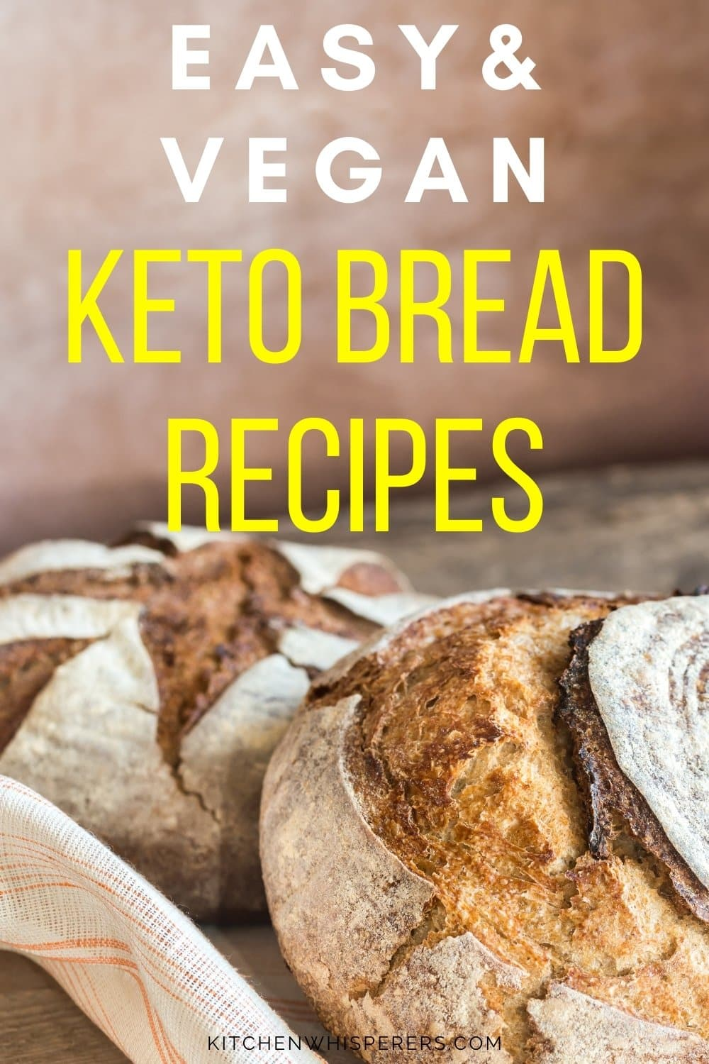 amazing healthy vegan keto bread recipes