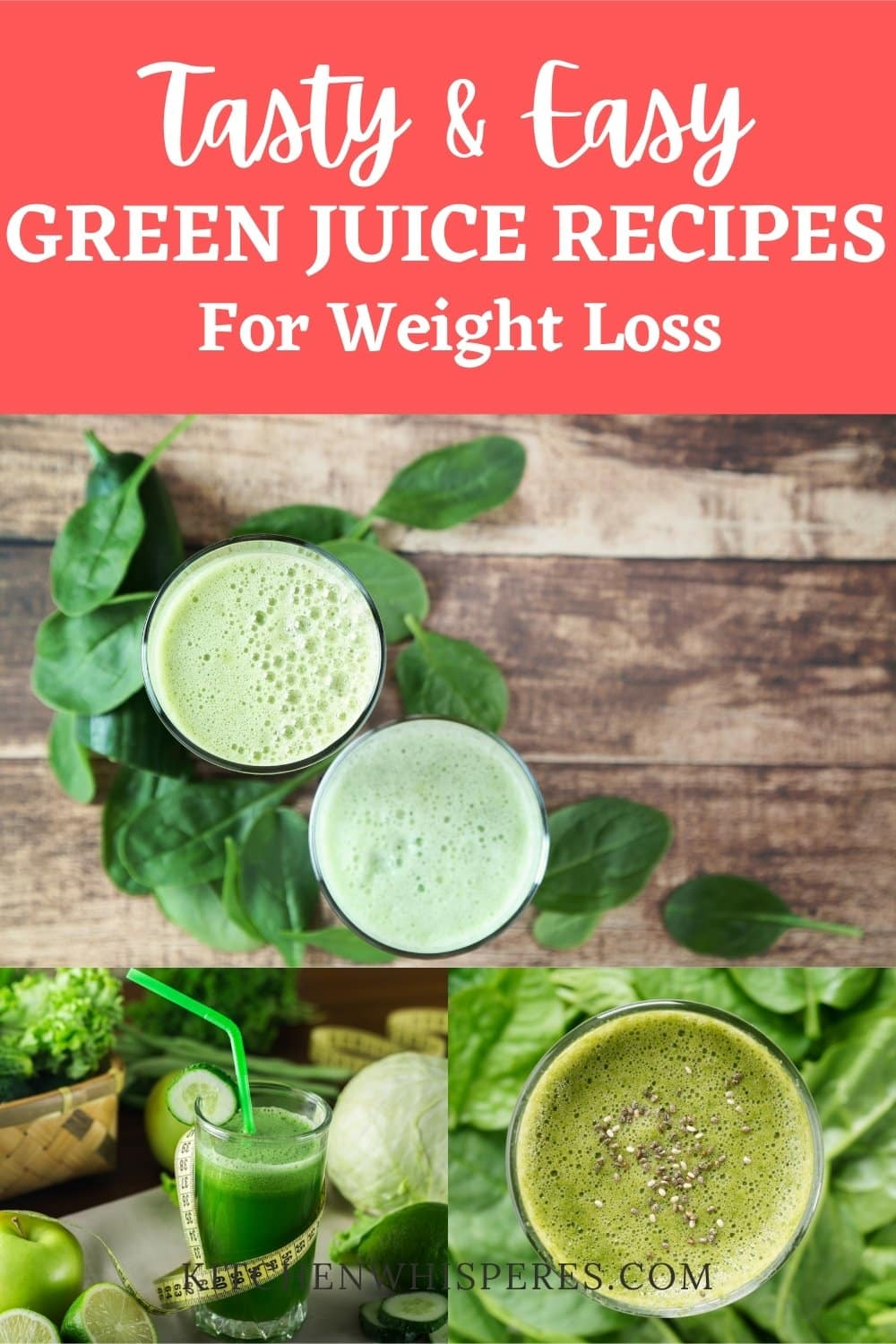 best easy green juice recipes