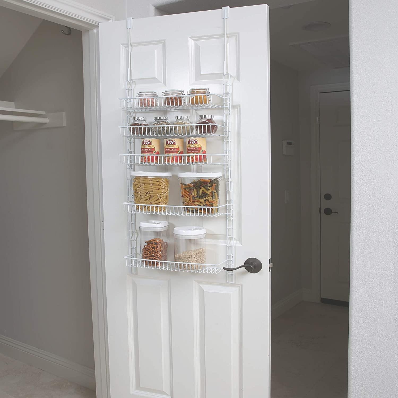 smart over the door organizer