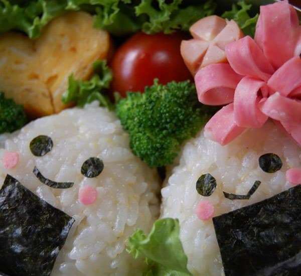 Simple Cute Bento box ideas for lunch