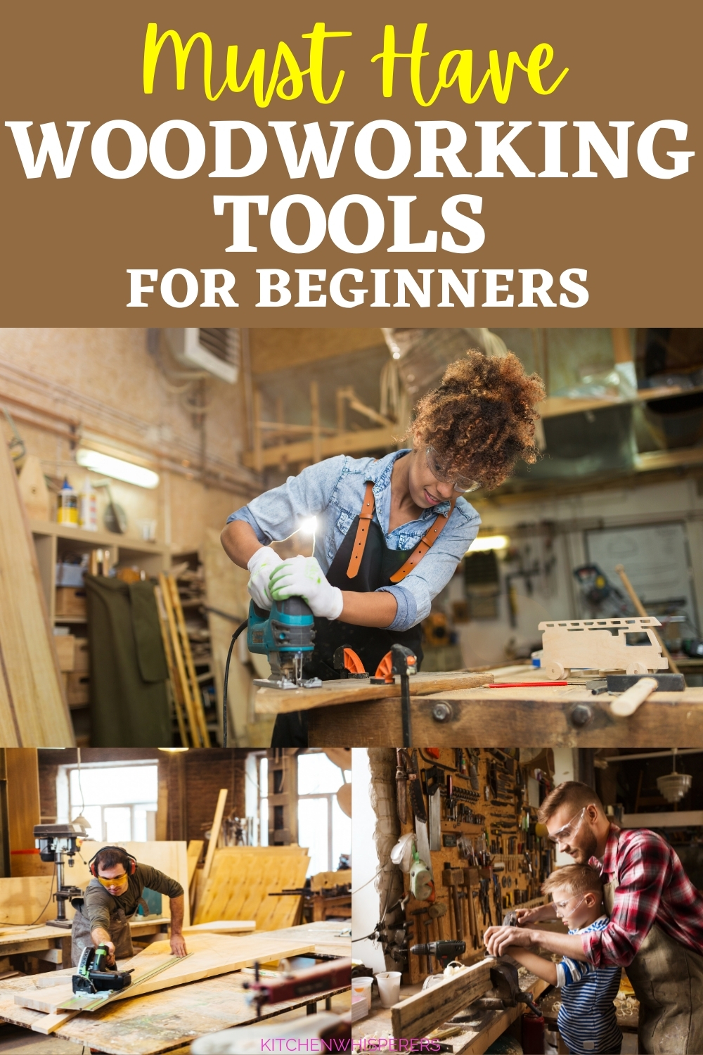 Basic Woodworking Tools For Beginners (1)