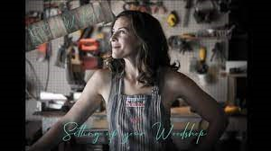 Setting up your Woodshop - beginner woodworking classes (Small)